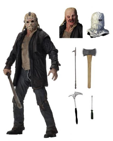NECA Friday the 13th (2009) Ultimate Jason